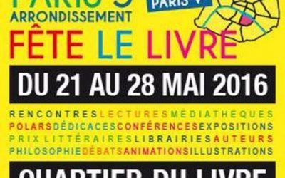 Paris 5 fête le livre